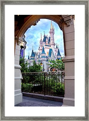 Framed Print featuring the photograph More Magic by Greg Fortier