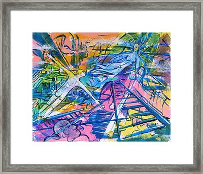More Than A Dream Framed Print by Rollin Kocsis