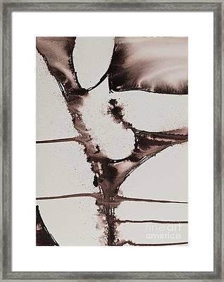 More Than Series No. 1382 Framed Print