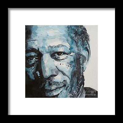 Morgan Framed Prints