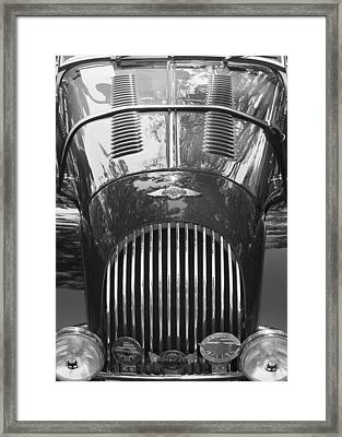 Morgan Plus 8 Framed Print by Alan Raasch