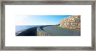 Morning, Acadia National Park, Maine Framed Print by Panoramic Images