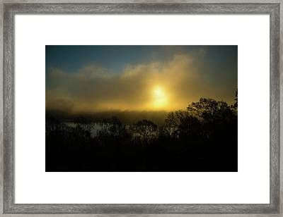 Morning Arrives Framed Print