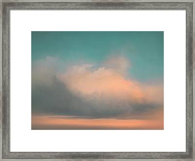 Morning Bliss Framed Print by Lonnie Christopher