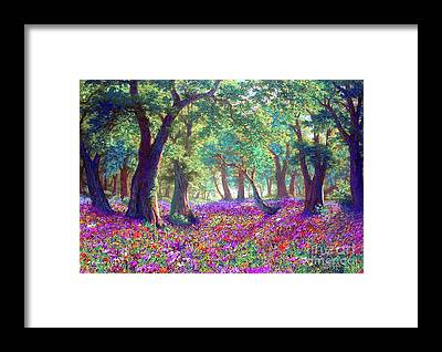 Wildflowers Framed Prints