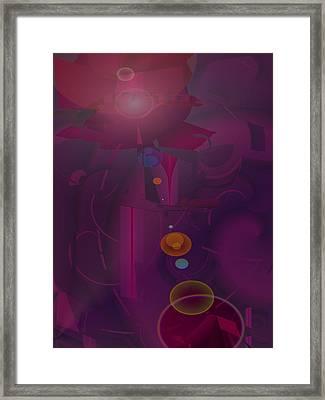 Morning Framed Print by Elsbeth Lane