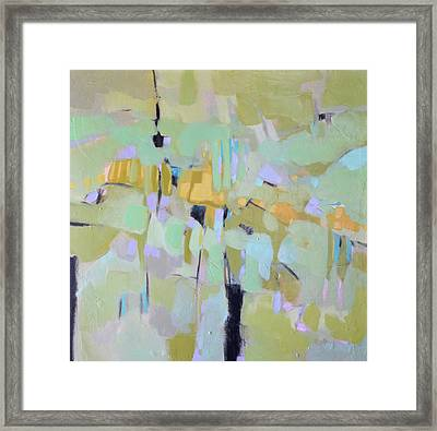 Morning Glory Framed Print by Filomena Booth