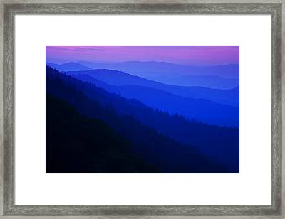 Morning Light Framed Print by Andrew Soundarajan