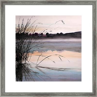 Morning Light Framed Print by John Williams