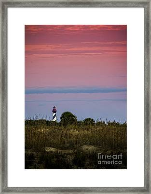 Morning Light Framed Print by Marvin Spates