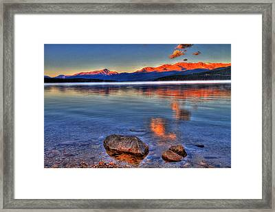 Morning Light Framed Print by Scott Mahon