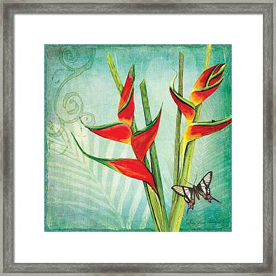 Morning Light - Serenity Framed Print