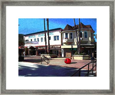 Morning Light Framed Print by Snake Jagger