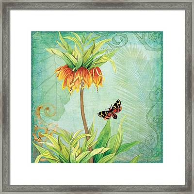 Morning Light - Tranquility Framed Print