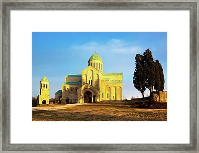 Morning Lights Framed Print by Svetlana Sewell