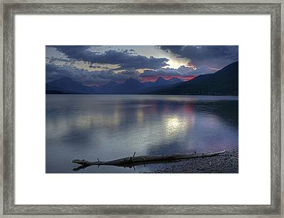 Morning Magic Framed Print
