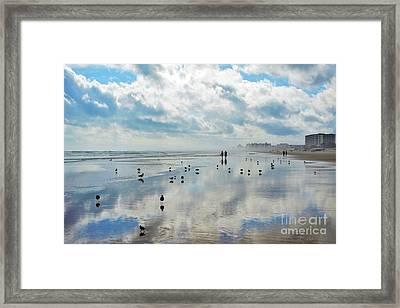 Morning Magnificence Framed Print