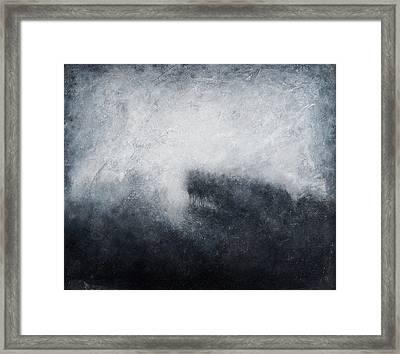 Morning Mist 1 Framed Print