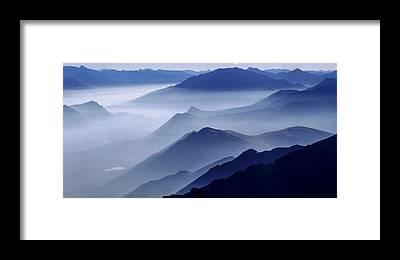 Tundra Framed Prints