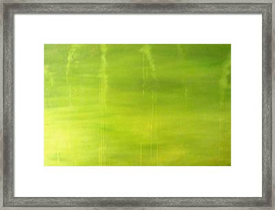 Morning Moss Framed Print by Jason Dains