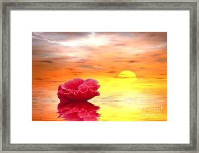 Morning Of Your Dreams Framed Print by Veikko Suikkanen