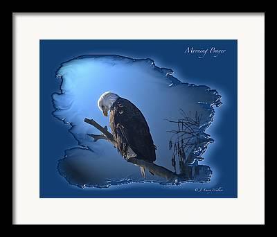 Larry Walker Digital Art Framed Prints