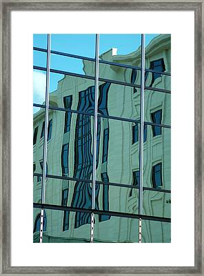 Morning Reflection Framed Print by Don Prioleau