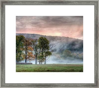 Morning Serenity 5x6 Framed Print