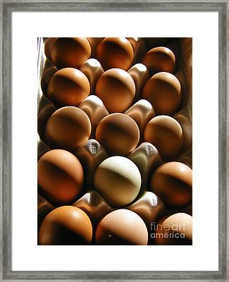 Morning Shadows Framed Print by Laura Brightwood