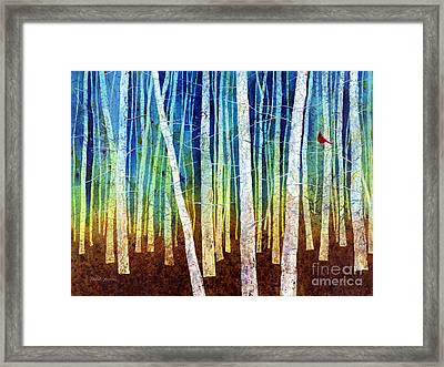 Morning Song I Framed Print by Hailey E Herrera