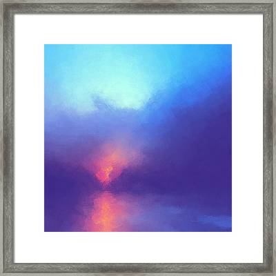 Morning Song Framed Print by Lonnie Christopher