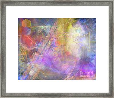 Morning Star Framed Print by John Beck