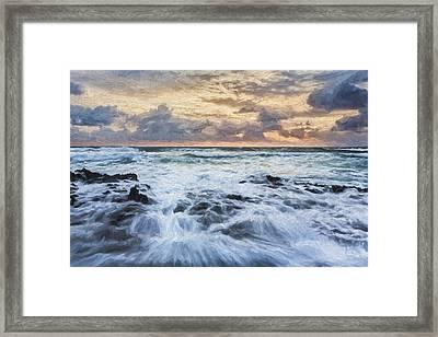 Morning Strength II Framed Print by Jon Glaser