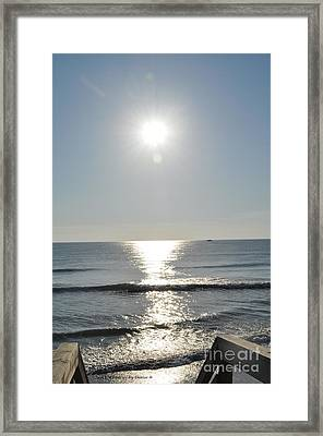 Morning Sun Framed Print