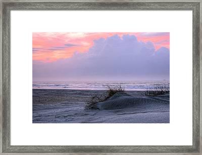 Morning Thunder Framed Print by JC Findley