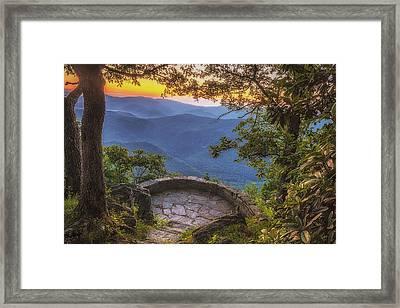 Morning View Framed Print by Andrew Soundarajan