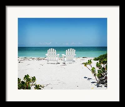 Gulf Islands Framed Prints