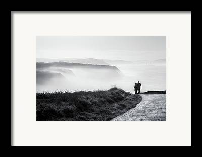 Cliffs Framed Prints