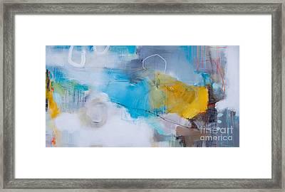 Mornings Feeling-2 Framed Print by Ira Ivanova