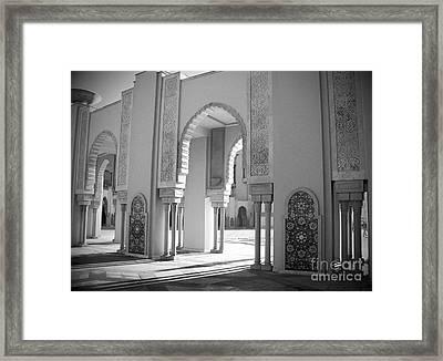 Morocco #1 Framed Print