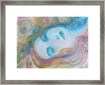 Morpheus Embrace Framed Print