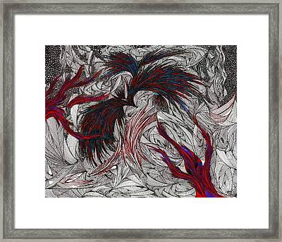 Morpheus Framed Print by Robert Nickologianis