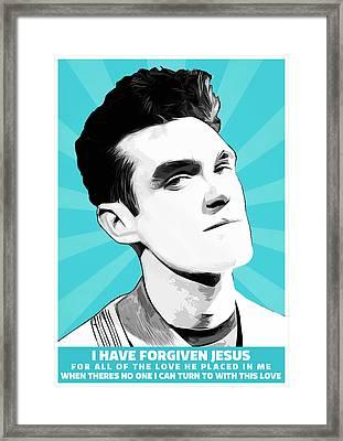 Morrisey Framed Print