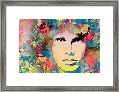 Morrison Framed Print by Ryan Burton