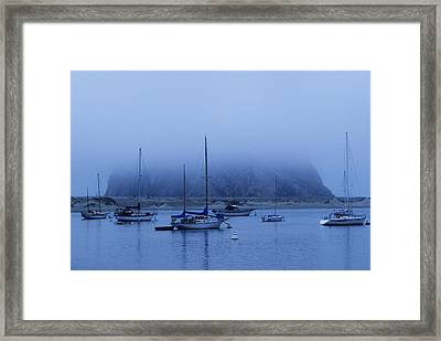 Morro Bay Framed Print