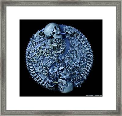 Morte Concubitu Framed Print by Jud  Turner