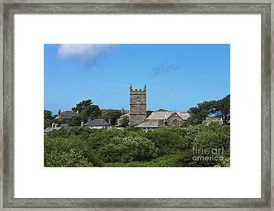 Morvah Cornwall Framed Print by Terri Waters