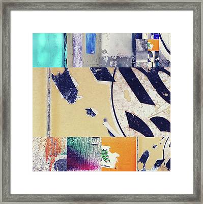 Mosaic2 Framed Print