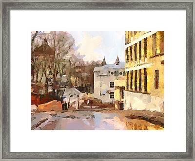 Moscow 13 Framed Print by Yury Malkov