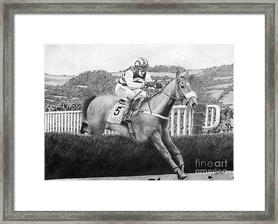 Moscow Flyer Framed Print by Stuart Attwell